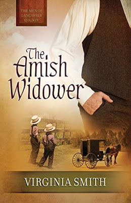 BOOK REVIEW: The Amish Widower by Virginia Smith