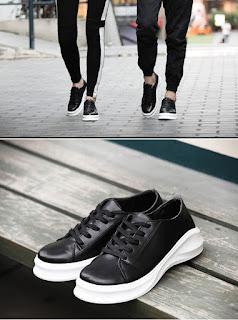 Model Sepatu Terbaru Korea Pria Juni 2016 Murah dan Keren MO1603141