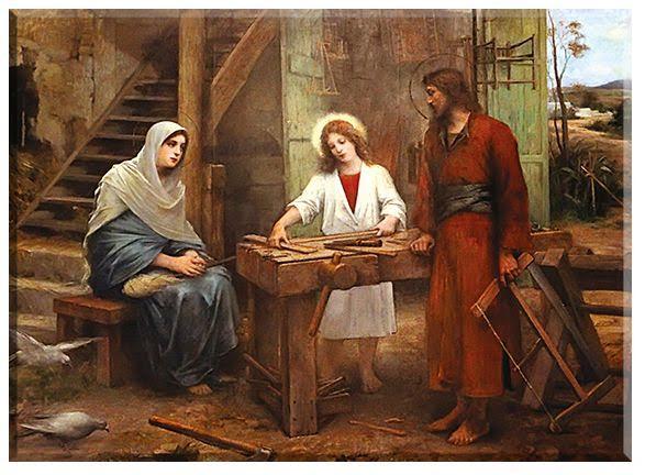 Święto Świętej Rodziny Jezusa, Maryi i Józefa – Bóg przyszedł do nas w rodzinie
