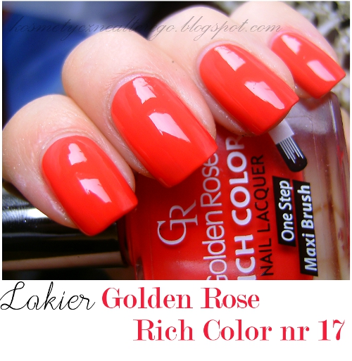 NOTD: Rich Color