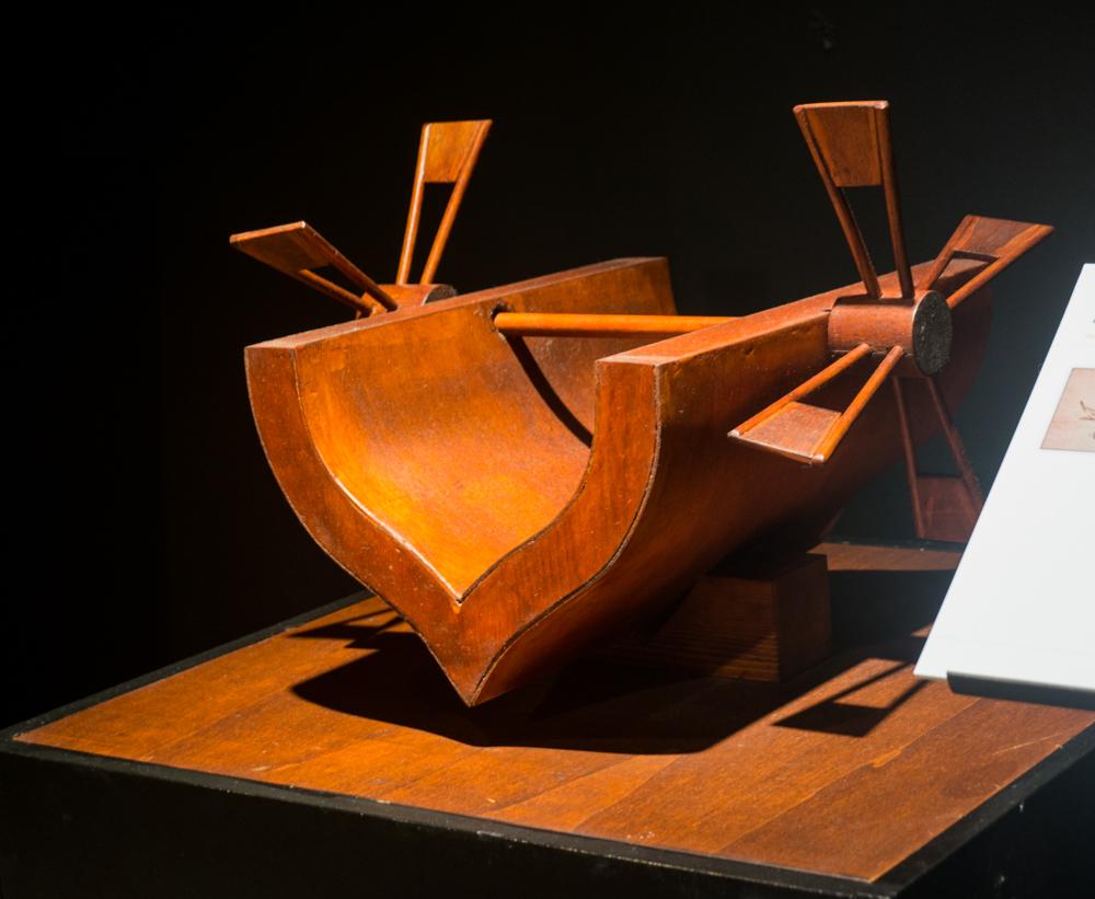 Da Vinci mind museum