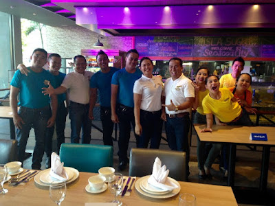 Grandcon, Isla Sugbu Seafood City, Sutukil, Seafood City, Winglip Chang, Jericho Rosales, Top Flood bloggers Philippines, Seafood Restaurant in Cebu