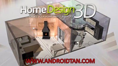 Download Home Design 3D Mod Apk + Data v4.0.8 Premium Gold Edition Terbaru 2017