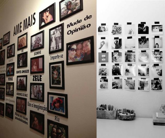 mural, fotos, foto, criativo, blog, blogger, fazer, decoração, decorar, inspiração, inspirar