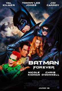 Batman Forever (1995) Movie Hindi Dual Audio Bluray 720p [950MB]