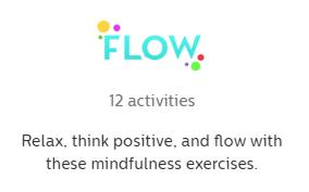 GoNoodle Flow Activities logo and description