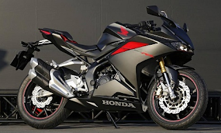 motor honda terbaru All New Honda CBR 250RR -