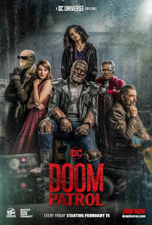 Doom Patrol Temporada 1 audio latino capitulo 12