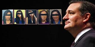 Ted Cruz Sex Scandal