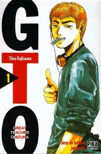 GTO - Great Teacher Onizuka (P3)