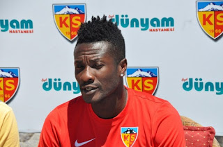 Your Negativity Is Nowhere Near Me - Asamoah Gyan To His Critics