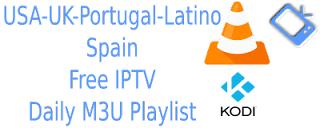 Lista IPTV Latino Spain PT Sky UK ESPN USA