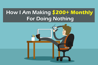 How do I makes $200 for doing nothing