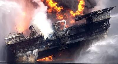 L'incidente ambientale della piattaforma petrolifera Deepwater Horizon