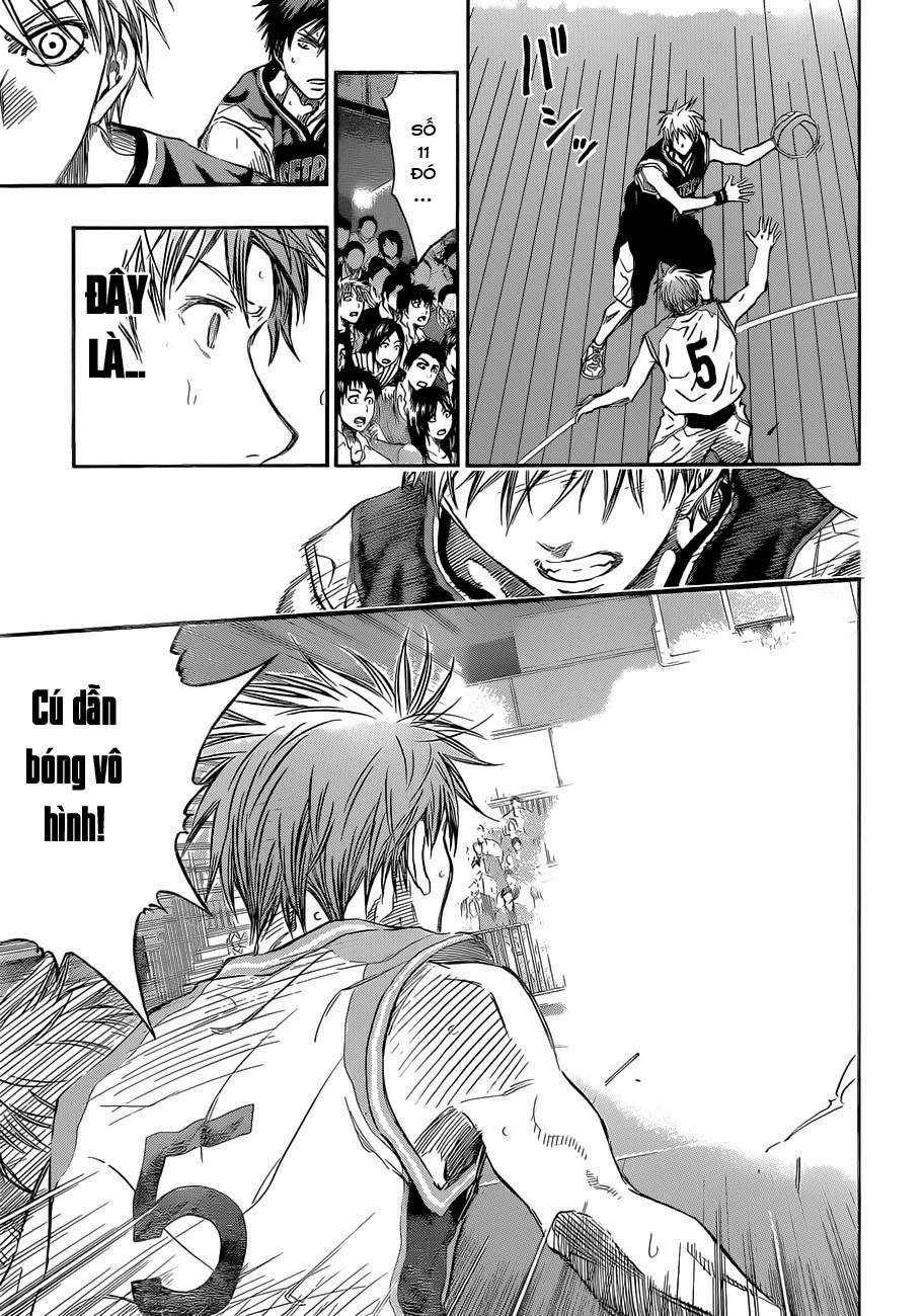 Kuroko No Basket chap 237 trang 14