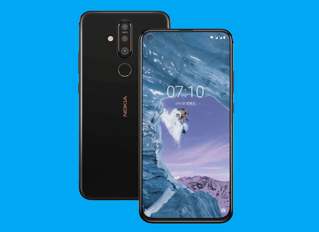 Nokia X71 with ZEISS 48MP camera and punch-hole display is now official