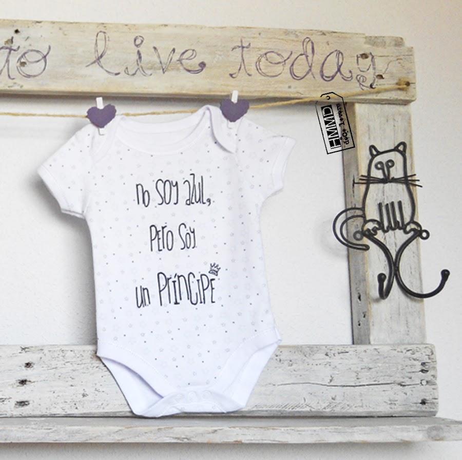 Bodys con frases para bebés HMMD Handmademaniadecor, regalo para el día del padre o para recién nacido. Baby body suits with phrases by HMMD, ideal for gifts