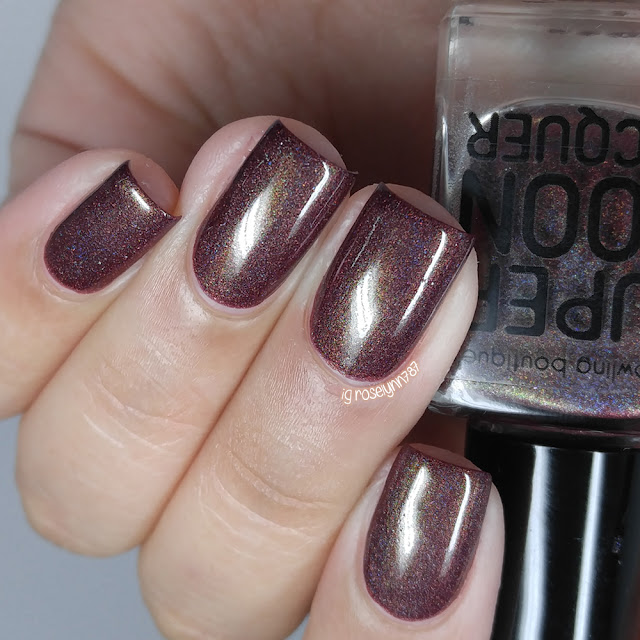 Supermoon Lacquer - Carnivore Animal