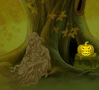 WowEscape Creepy Pumpkin Forest Escape Walkthrough