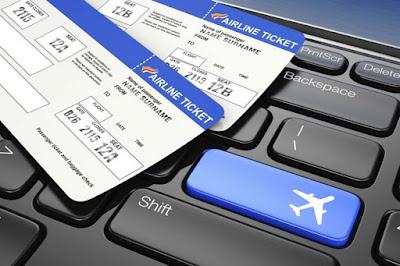 Cara Booking Tiket Pesawat Online Internasional