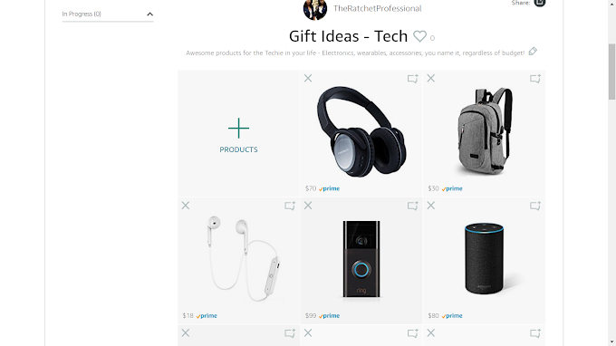 Holiday Gift Ideas - Tech Gifts