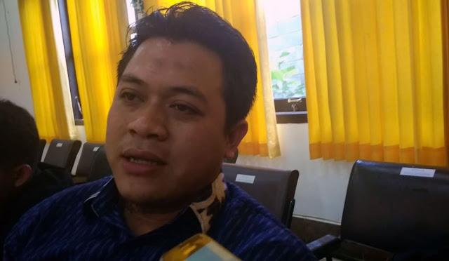 Ketua Panwaslu Lumajang Mujaddid Mambaur Rosyad
