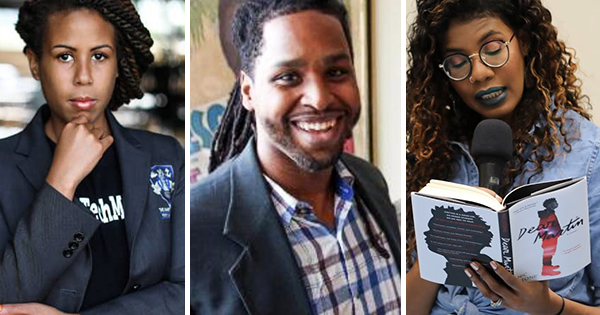 Top Selling Black Authors - Angel Rich, Shomari Wills, and Nic Jones