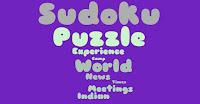 Puzzle & Sudoku Events