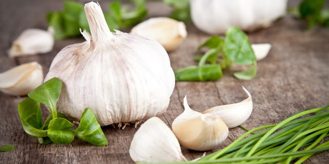 unknown healing properties of garlic