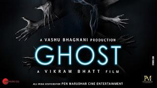 Download Ghost (2019) Hindi Movie HDRip