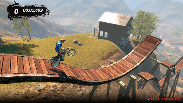 Trials Evolution Gold Edition Gameplay Screenshot 3