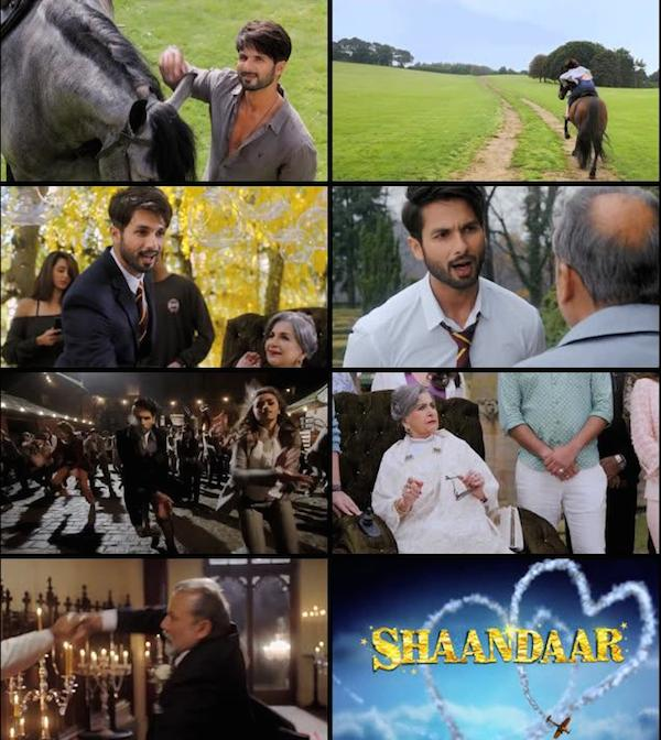 Shaandaar Official Trailer 720p