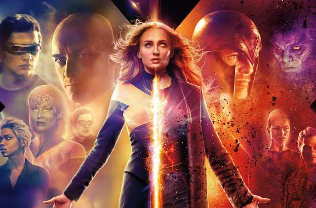 """Novos vídeos de """"X-Men: Fênix Negra"""" destacam o legado da franquia mutante"""