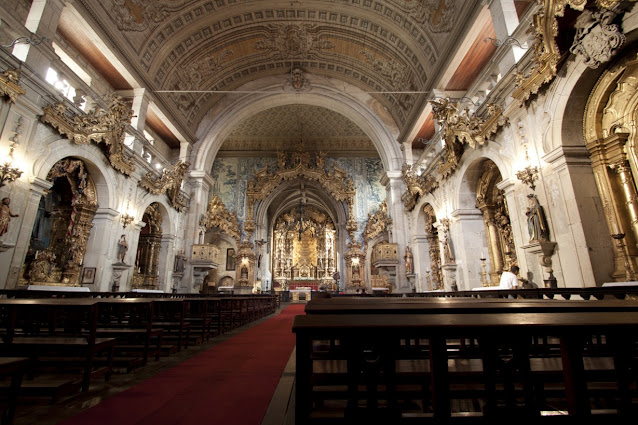 Guimaraes-Chiesa di San Gualtiero