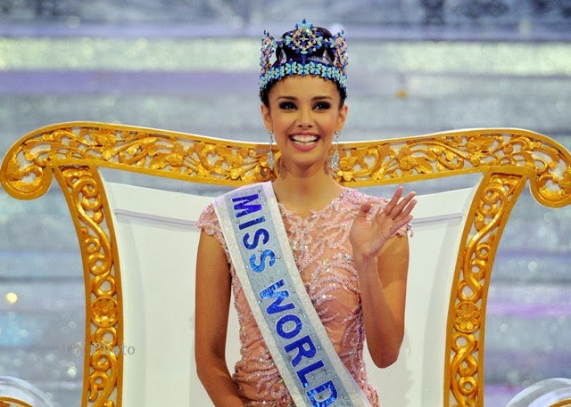 Miss World 2013 Megan Young