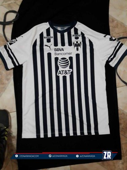 9c7e6c7d9 Puma Rayados Monterrey 18-19 Home Kit Leaked - Footy Headlines