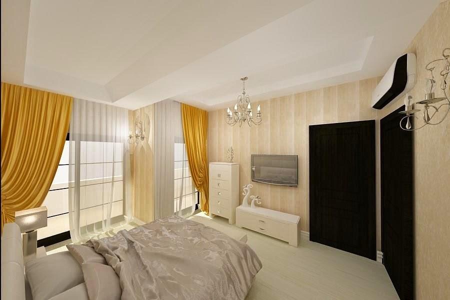 design interior dormitor de lux