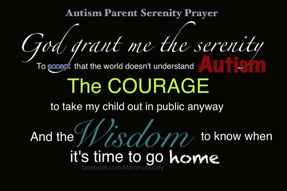 Quotes For Parents With Autistic Child - Wisdom Line p