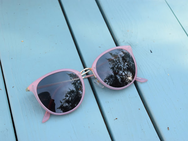 Style | Pretty in Pink Sunnies