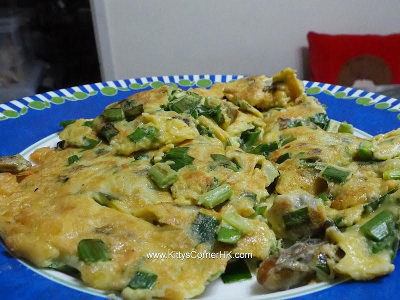 Pan Fried Oyster Cake DIY recipe 香煎韭菜蠔餅 自家食譜