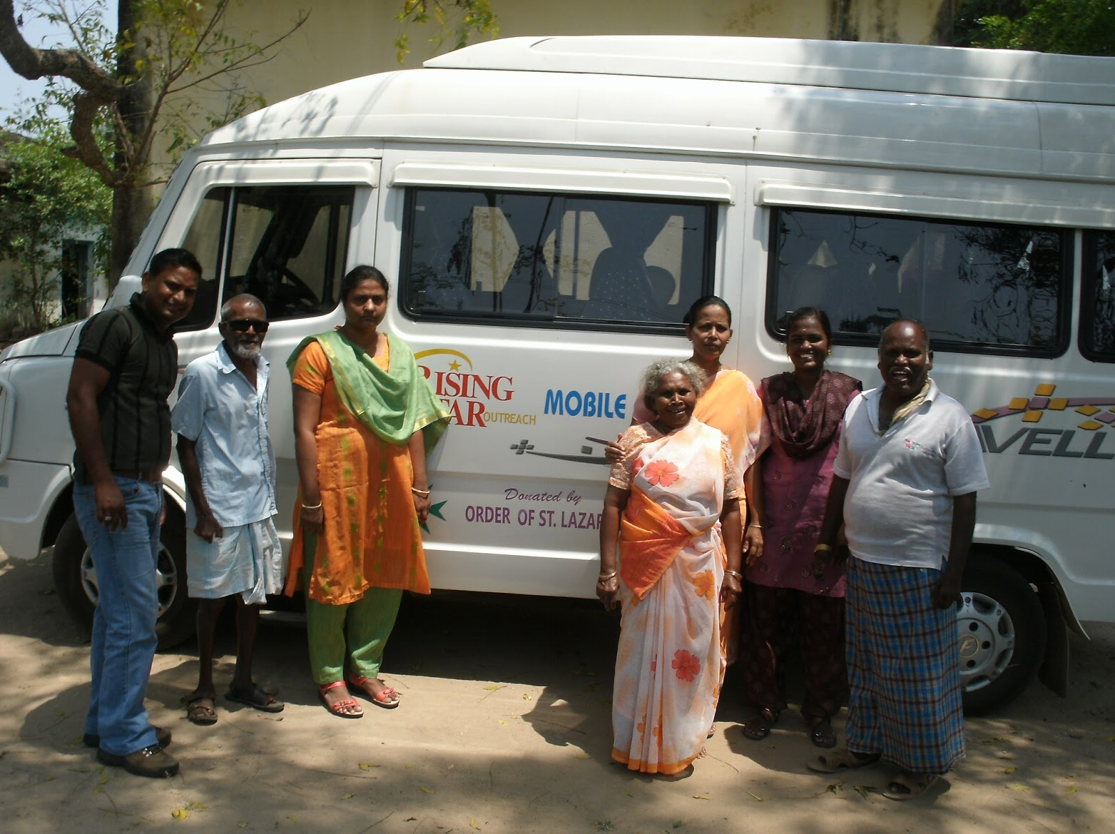 Reaching Out to Serve in the Leprosy Colonies of India