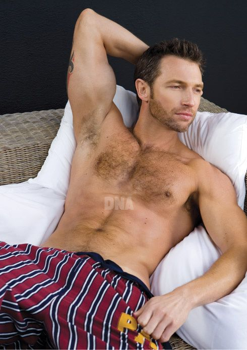 Justin Busiere 31 - Male Models - AdonisMale
