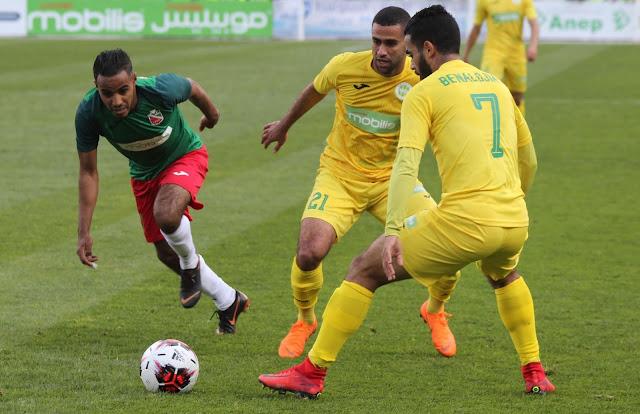Ligue1 - Transferts : La JSK veut à tout prix avoir Tabti Mellal