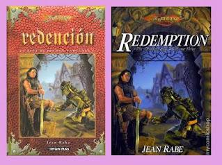 Reseña de la novela de fantasía Redención, de Jean Rabe