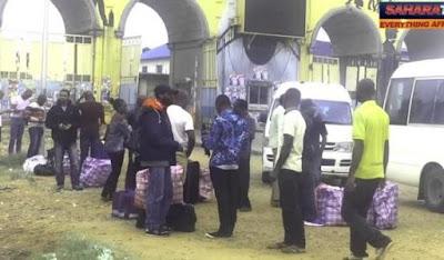 United Kingdom, European Union, Murtala Muhammed International Airport, News, Deported,