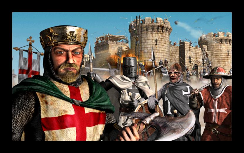 Stronghold Crusader v1.0 - Katılımsız Oyun