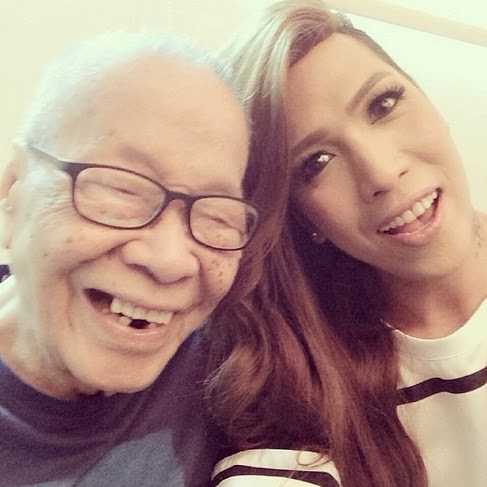 Vice Ganda's Lolo Gonzalo dies on Christmas Day