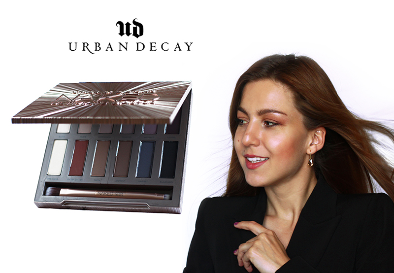 urban decay naked ultimate basics palette tutorial and review