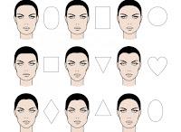 """¿Como contonear la cara segun nuestros rostro"""""""