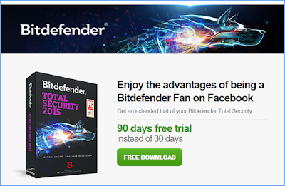 bitdefender total security 90 days trial